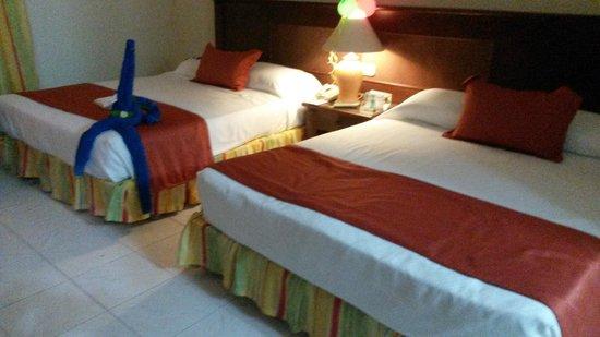 Grand Bahia Principe San Juan : Second room two beds