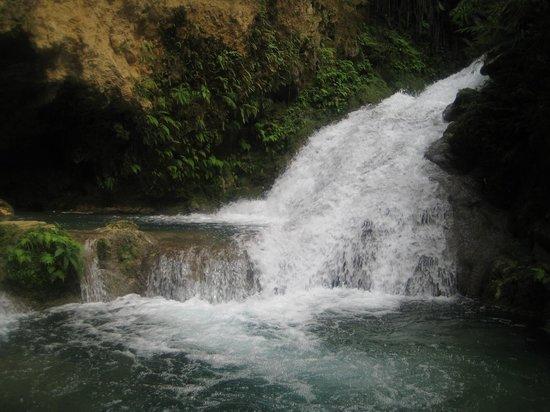 Secret Falls Blue Hole Jamaica Picture Of Liberty Tours - Liberty tours jamaica