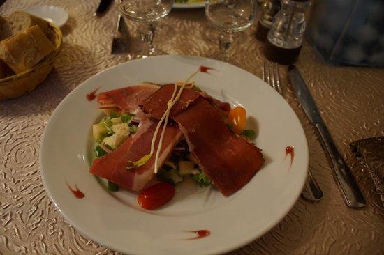 Hotel Saint Hubert : jambon