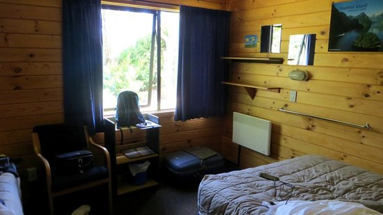 Altamont Lodge: My room