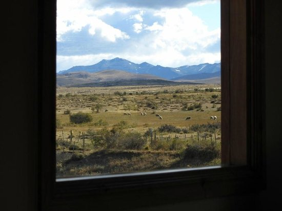 Estancia Tercera Barranca : View from dining table.