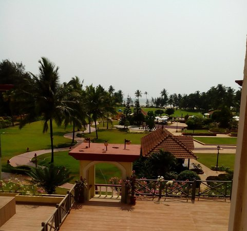 Kenilworth Resort & Spa : view from our room