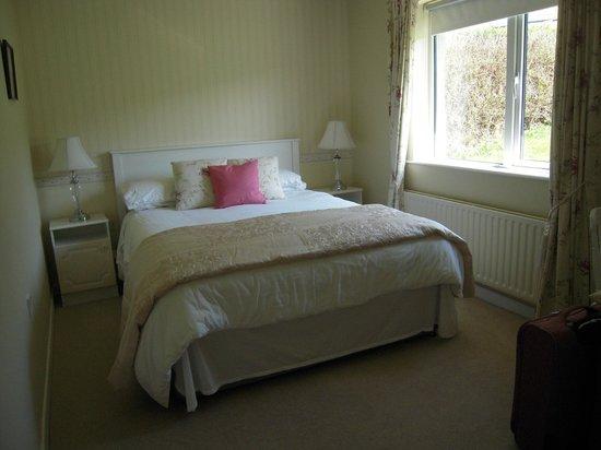 Duinin House: la camera da letto