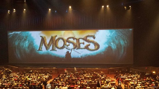 Sight & Sound Theatres : Moses