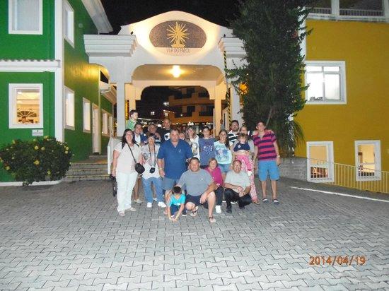 Pousada Vila do Farol : Entrada del hotel