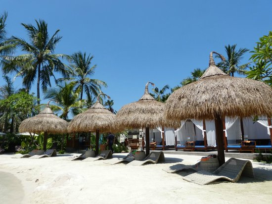 Bali Mandira Beach Resort & Spa: inkl. weissen Sandstrand