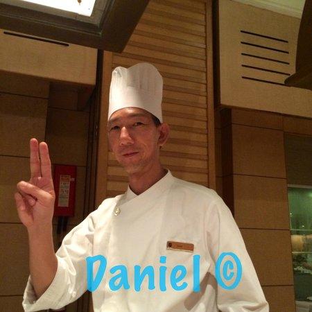 Shangri-La Hotel, Singapore: Chef