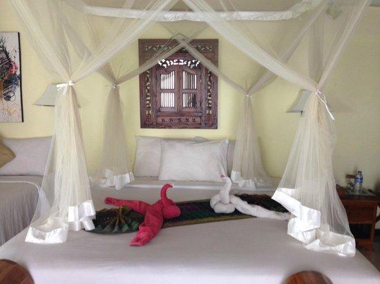 Junjungan Suite Villa : Room