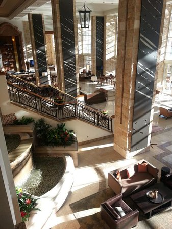 JW Marriott Phoenix Desert Ridge Resort & Spa: Beautiful Indoor Area