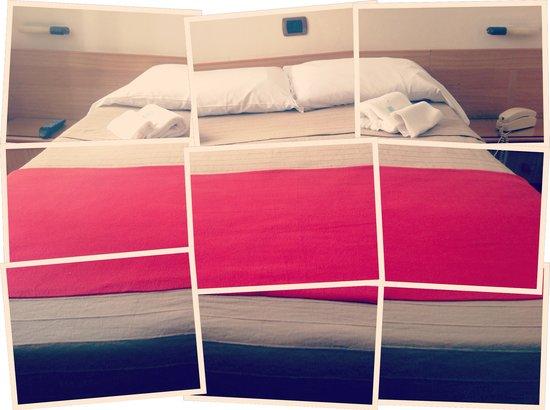 Hotel Milano: double room