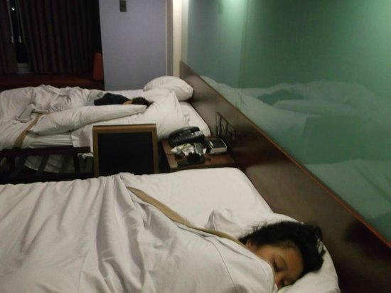 Microtel Inn & Suites by Wyndham Manila/At Mall of Asia: sleep like an Angel