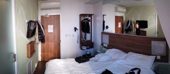 Point A Hotel, London Liverpool Street: La camera