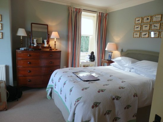 Dumfries House Lodge: Room #1