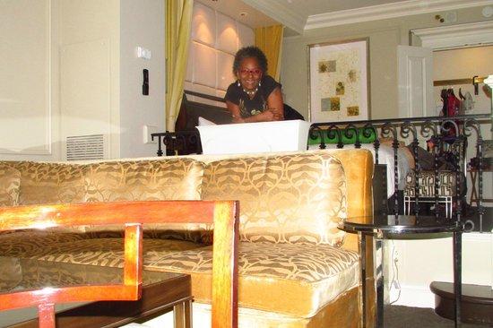 The Venetian Las Vegas: Me in my room