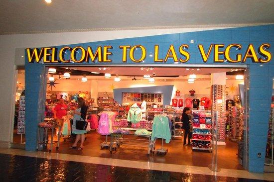 The Venetian Las Vegas: Shop inside the hotel