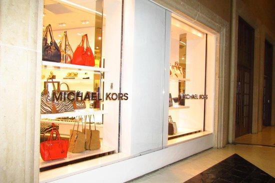 The Venetian Las Vegas: Michael Kors Store