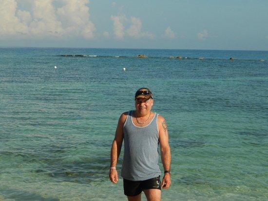 Grand Palladium Jamaica Resort & Spa: beau mec sur la plage