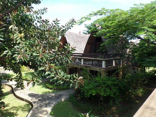 Hotel Vila Ombak: huts