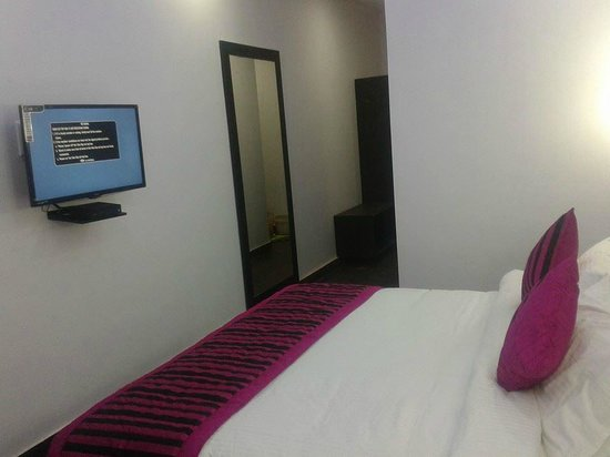 Paonta Sahib, India: Room