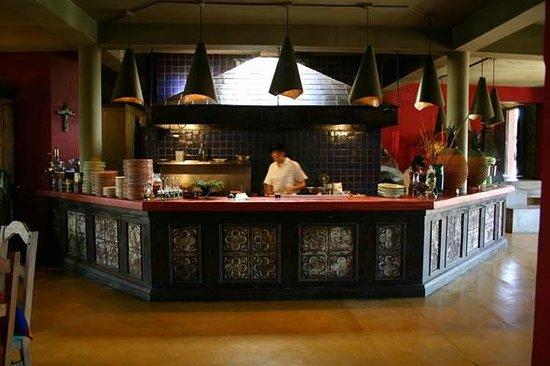 Hotel California: La Cocina