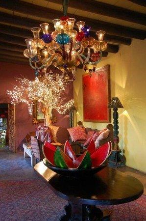 Hotel California: The Lobby