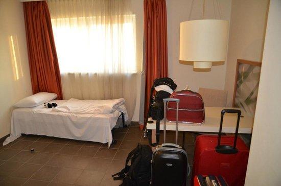 FourSide Hotel & Suites Vienna: la camera dei bambini