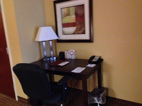 Comfort Suites Golden Isles Gateway Brunswick: Desk