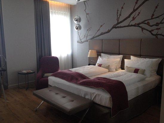 Crowne Plaza Berlin - Potsdamer Platz: Room