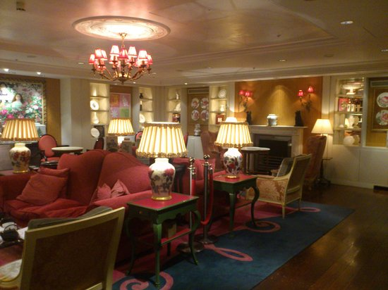 Sofitel London St James: The Rose Room