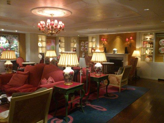 Sofitel London St James : The Rose Room