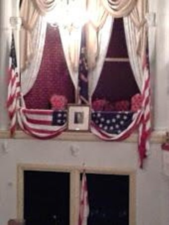 Ford's Theatre Lincoln President Box