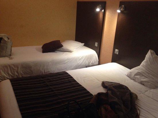 Hotel Artys : Chambre