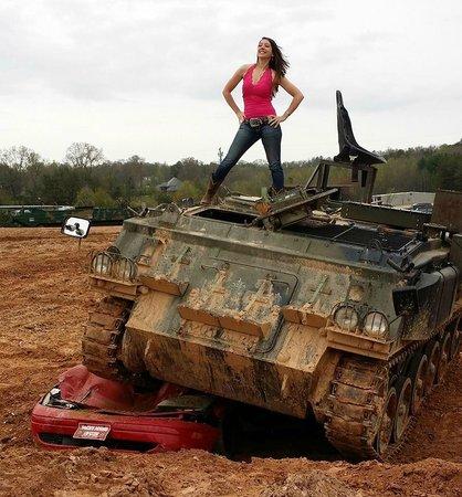 Tank Town USA: Best Birthday Ever! Thanks, Tank Town!