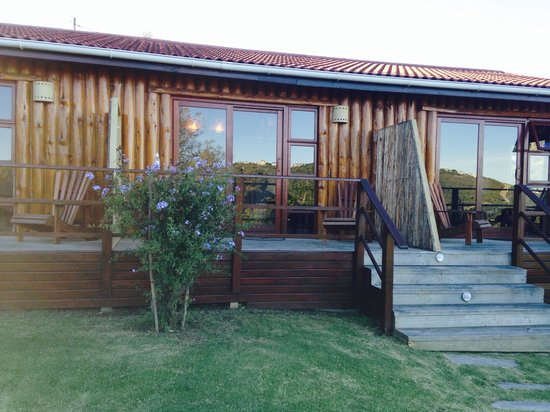 Piesang Valley Lodge : Our little cabin