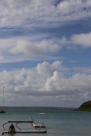 Hotel Riu Palace St Martin: Playa