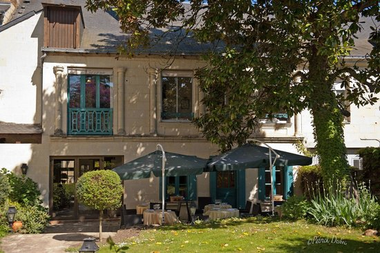 La Licorne à Fontevraud.