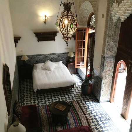 Dar Roumana : Ground floor room