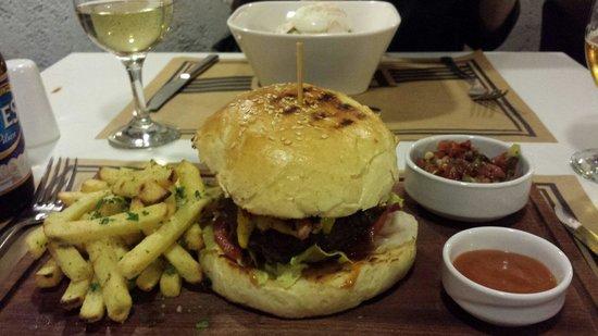 Retro Burger - Picture of Retro Bistro, Kas - TripAdvisor
