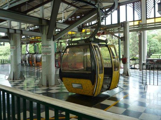 Salta Tram (Teleferico) : teleférico de Salta
