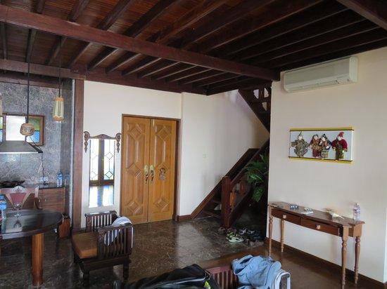 Amazing Ngapali Resort : Первый этаж