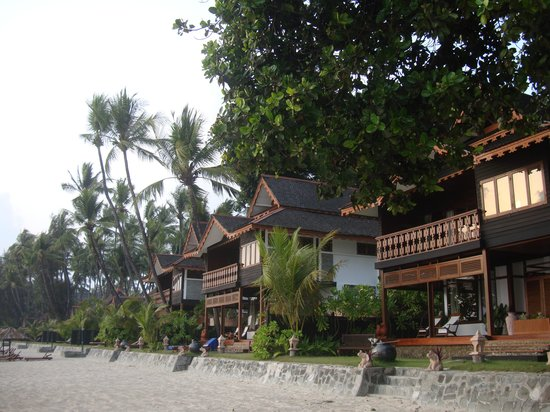 Amazing Ngapali Resort : Наш домик