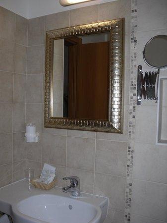 Hotel Airone: bagno 1