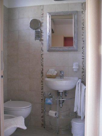 Hotel Airone: bagno 2