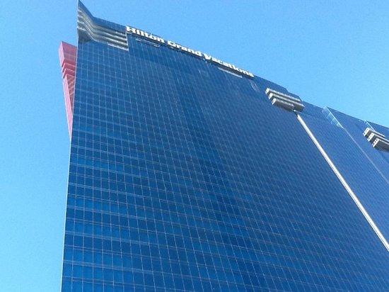 Elara by Hilton Grand Vacations: Exterior from Pool