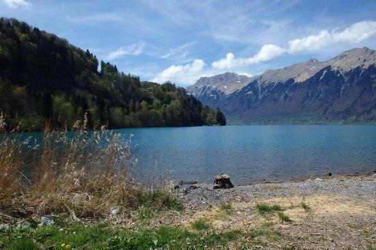 Brienz Rothorn Bahn: Lac de Brienz