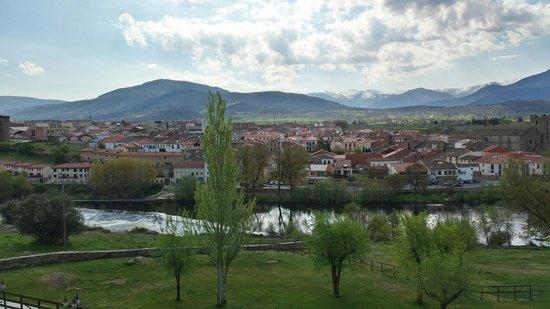 Hotel Mirador de Gredos: vistas desde la habitación