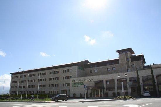 Hotel Mirador de Gredos: Hotel desde fuera
