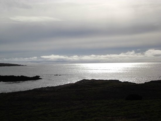 Clifden ecoBeach Camping & Caravanning Park: One of the magnificent views