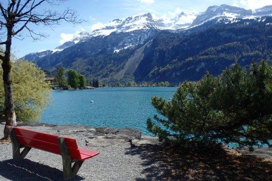 Lac de brienz picture of brienz rothorn bahn brienz - Lac de brienz ...