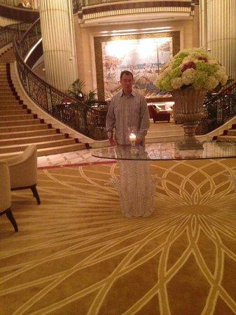 The St. Regis Abu Dhabi : Lobby